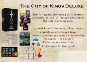 The City of Kings Deluxe Edition